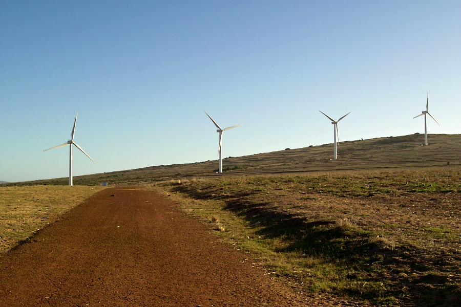 Wind Farms In South Africa