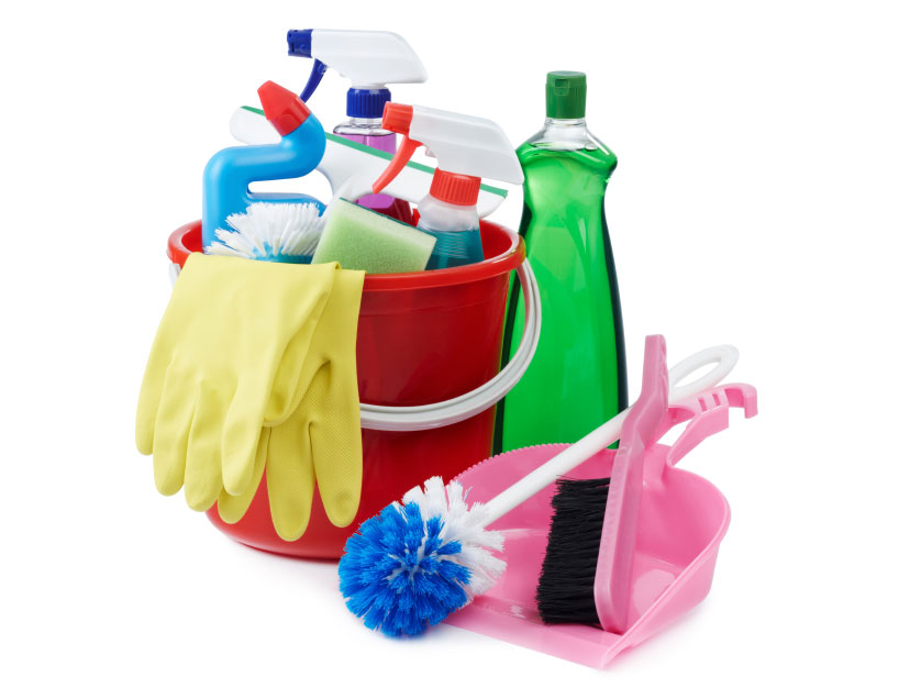 3 tips save money spring cleaning